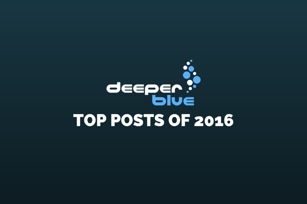 Top Posts Of 2016
