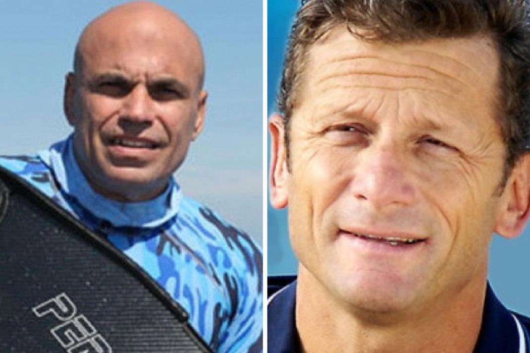 Umberto Pelizzari & Pipin Ferreras