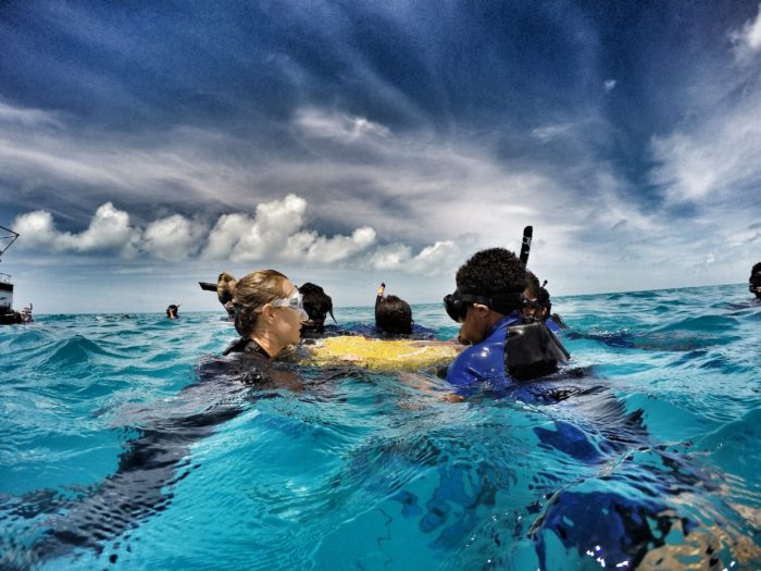 I AM WATER offers kids invaluable marine conservation education