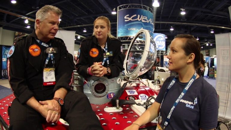 Video: DEMA Show 2016 – Underwater Voyager Project