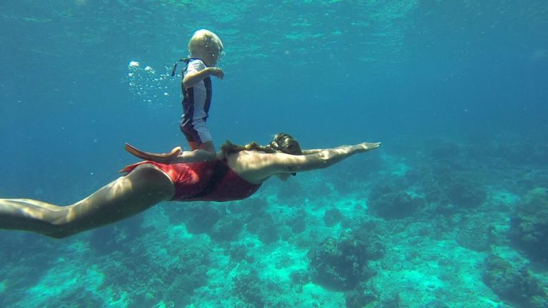 [VIDEO] World's Youngest Freediver