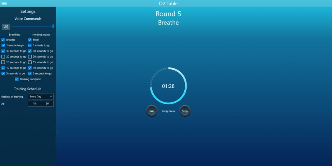 New Freediving App Works On Microsoft Hololens Smartglasses