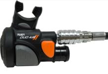 TUSA Unveils New DUO AIR II Alternate Regulator