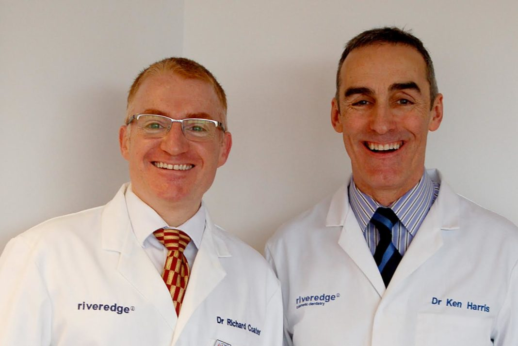 Dentist Richard Coates (left) is warning divers to keep their teeth are in good health.