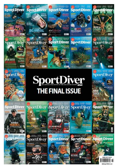 Sport Diver EMEA - The Final Cover