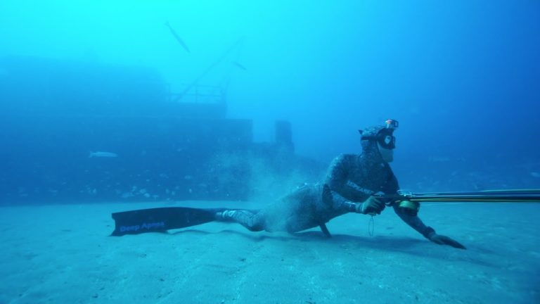 Spearfishing with the Spearheads — Carolina Blues