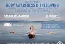 Dahab Body Awareness & Freediving Workshop