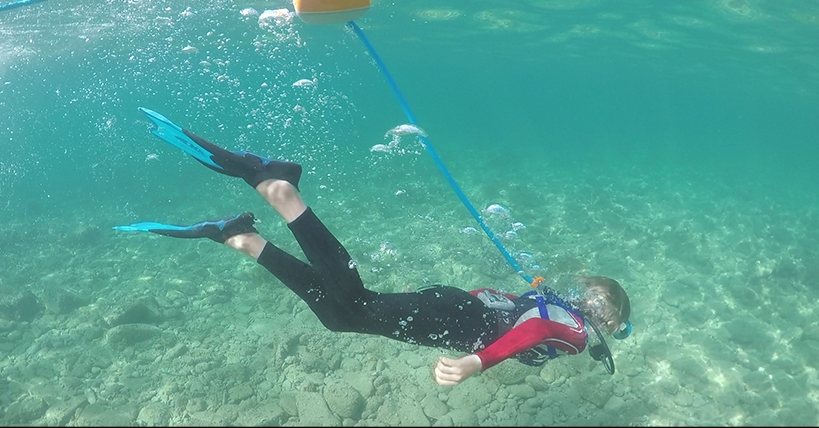 Check Out Snorkel Dive Innovations' New STEPDive Scuba Training System