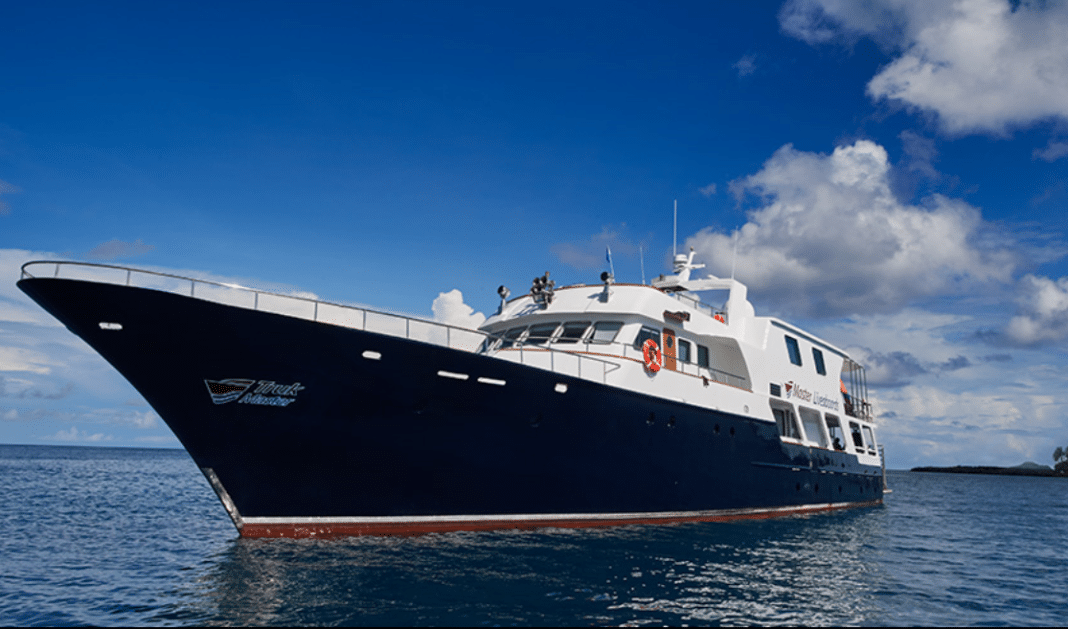 Master Liveaboards To Offer Trips To Bikini Atoll Aboard Truk Master