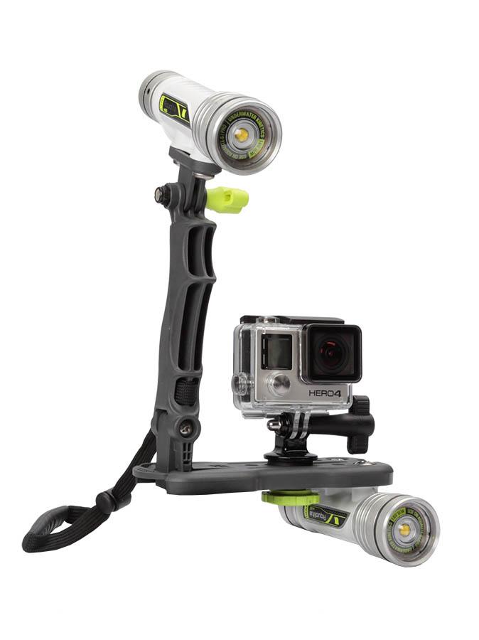 Underwater Kinetics' New Mini-Q40 MK2 Dive Light