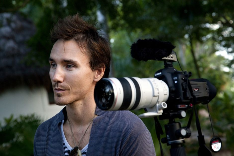 Sharkwater Director Rob Stewart