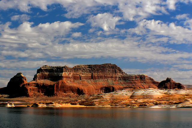 Lake Powell scuba diving altitude diving