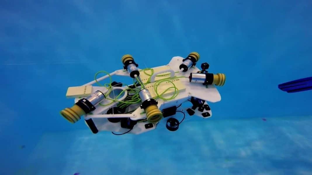 Video: iBubble Underwater Camera New Prototype 1