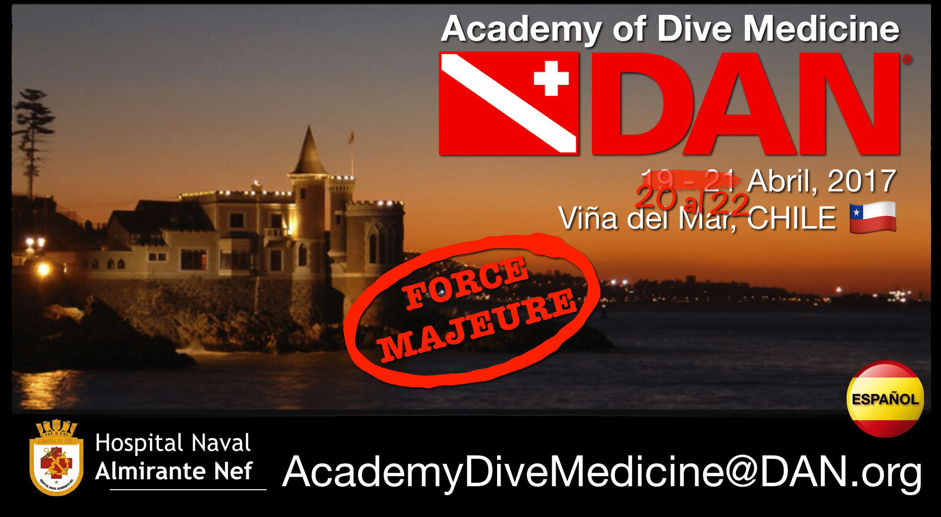 DAN To Hold Second Dive Medicine Course For Latin America