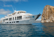 Explorer Ventures' Majestic Explorer Goes To Galapagos Islands
