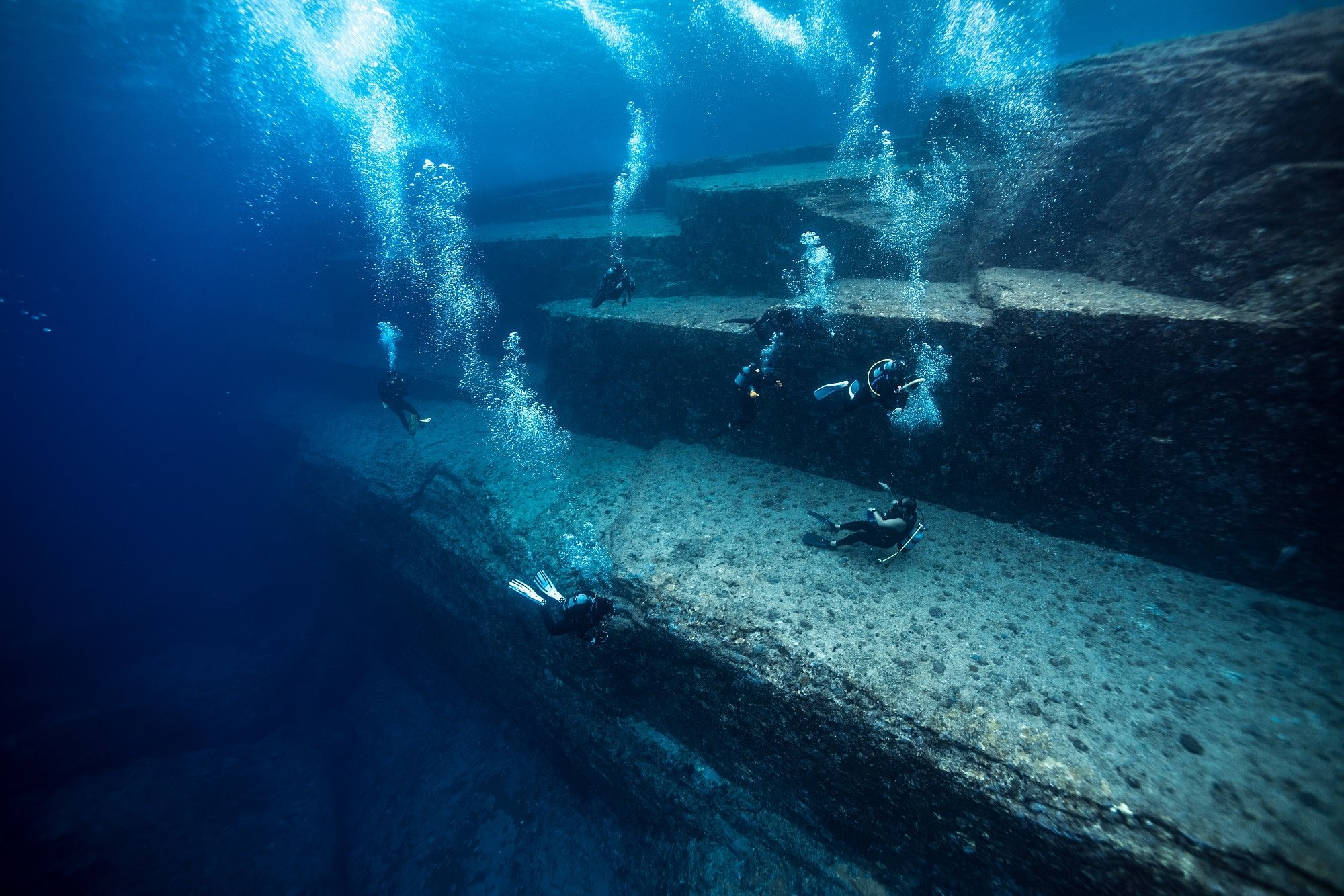 Five Off The Beaten Track Dive Destinations Deeperblue Com