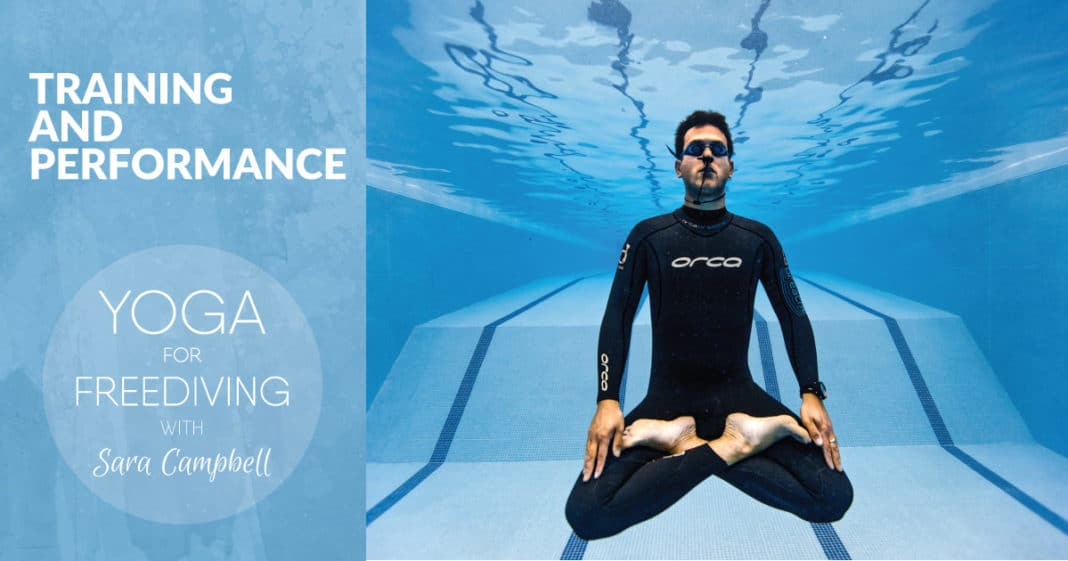 Yoga for Freediving - Training & Performance