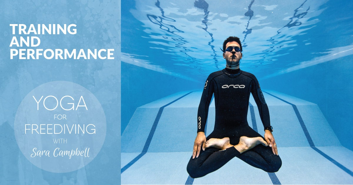 Yoga for Freediving - Training & Performance