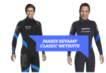Mares Revamp Classic Wetsuits
