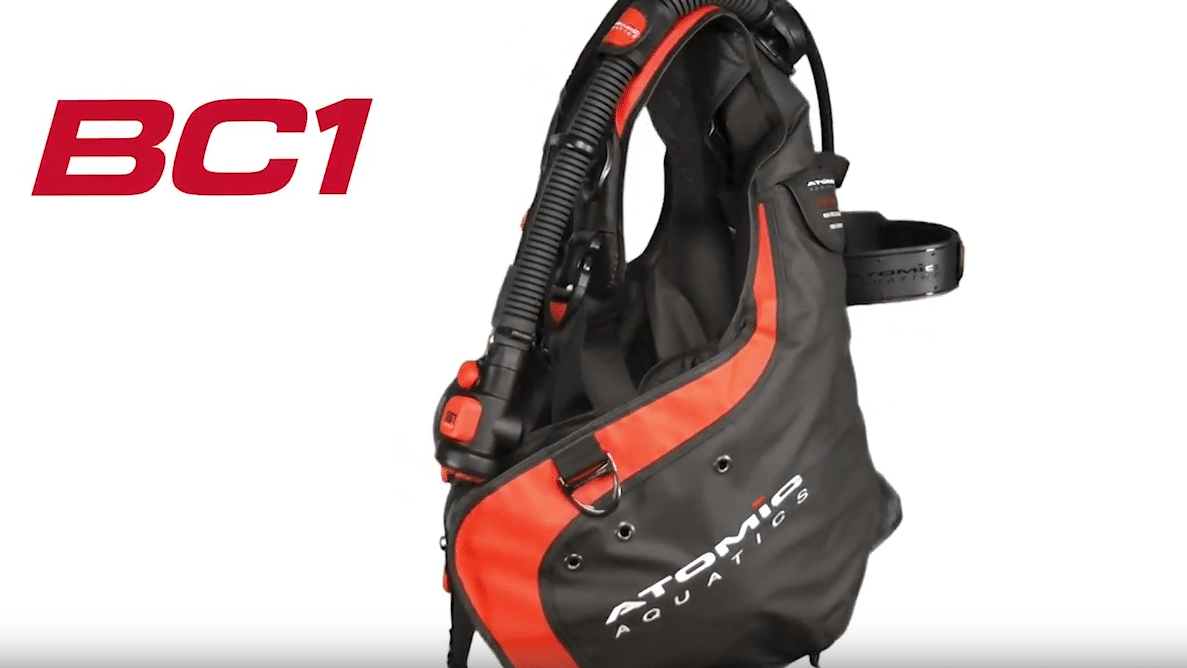 Check Out Atomic Aquatics' New BC1 Buoyancy Compensator