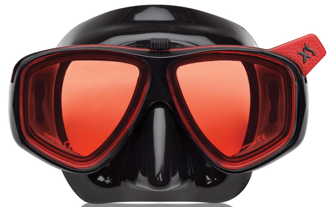 XS Scuba's New SWITCH Mask