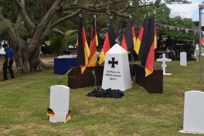 US Naval cemetery guamsms cormoran
