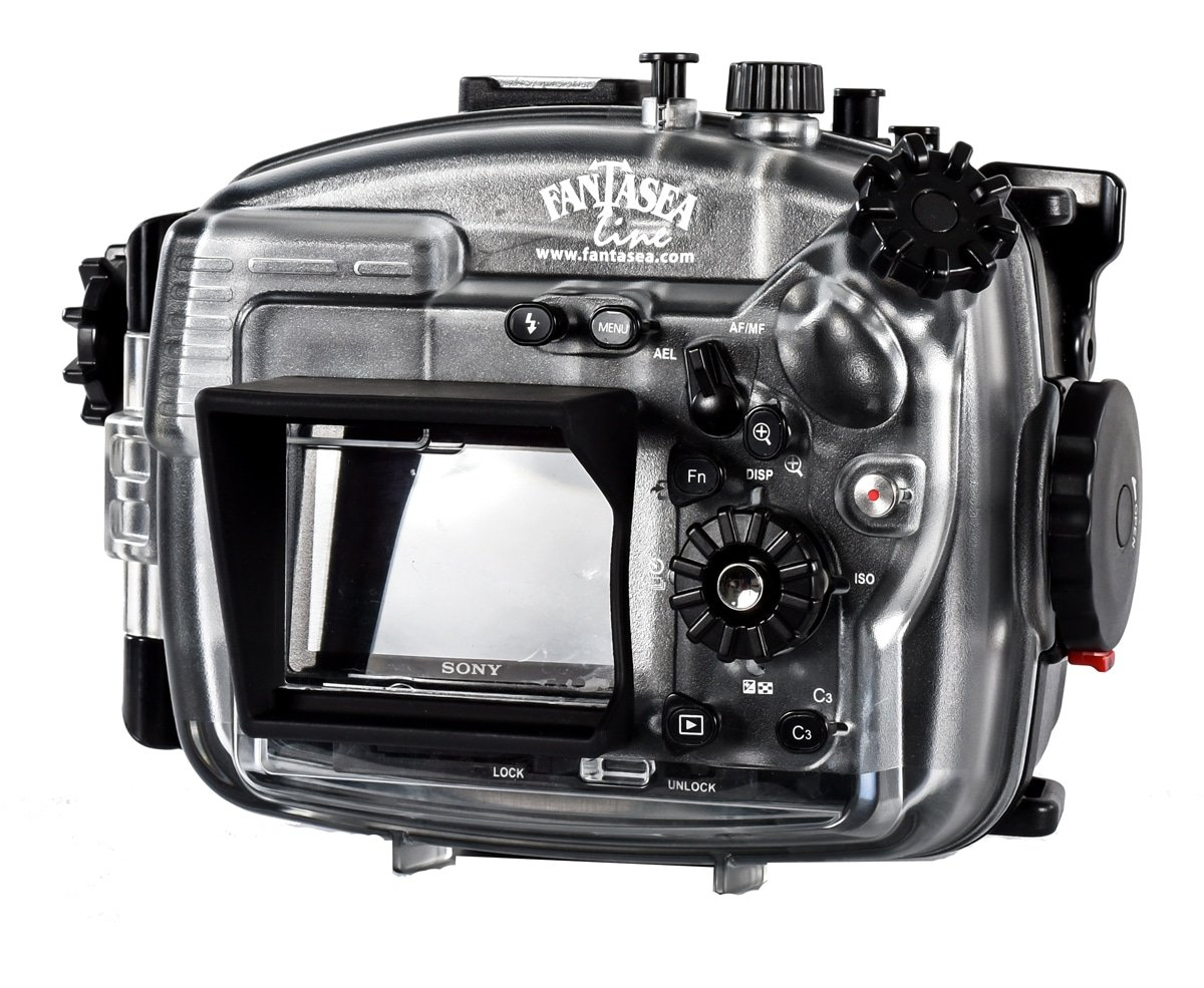 Fantasea Line Introduces FA6500 Underwater Housing For Sony a6500, a6300 Cameras