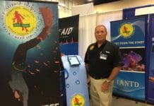 IANTD Showcases Freediving Programs At Blue Wild Expo