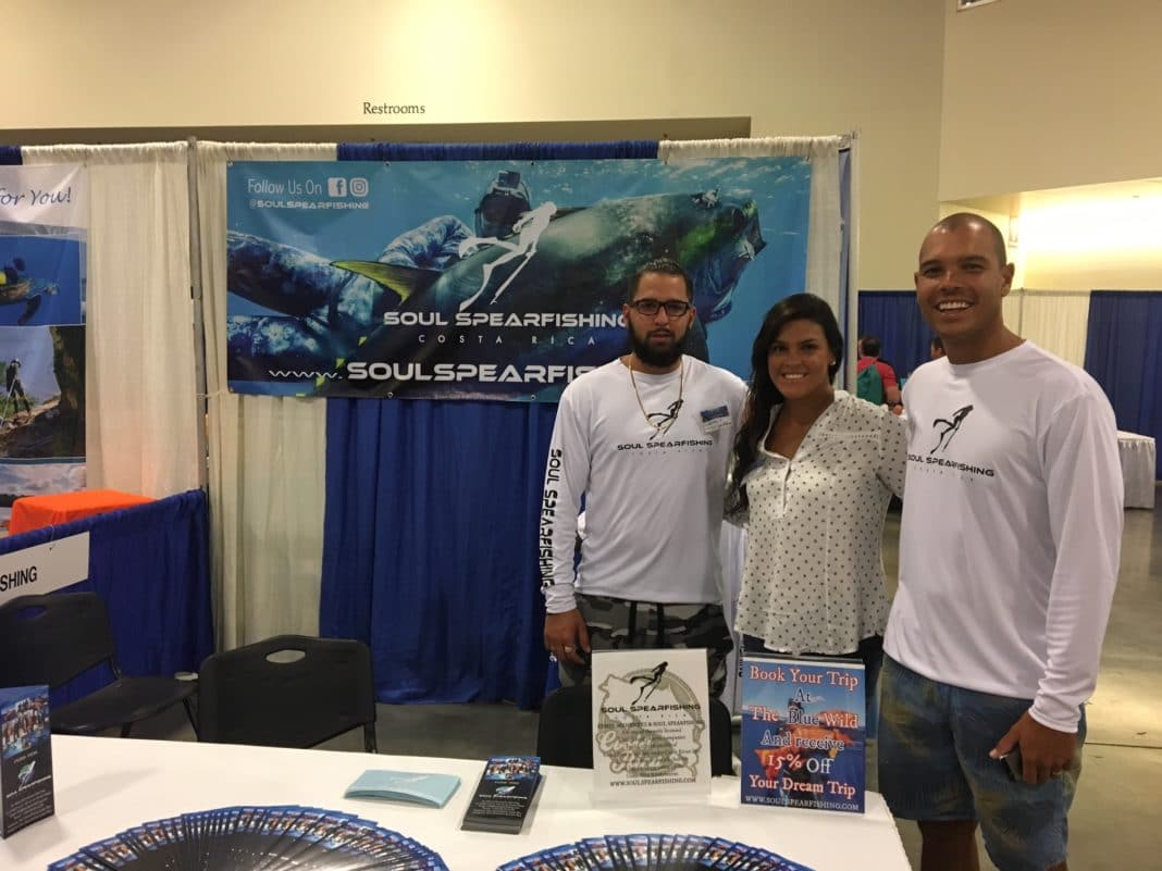 Soul Spearfishing Makes Debut At Blue Wild Expo