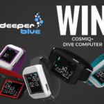 WIN a Cosmiq+ Smart Dive Computer