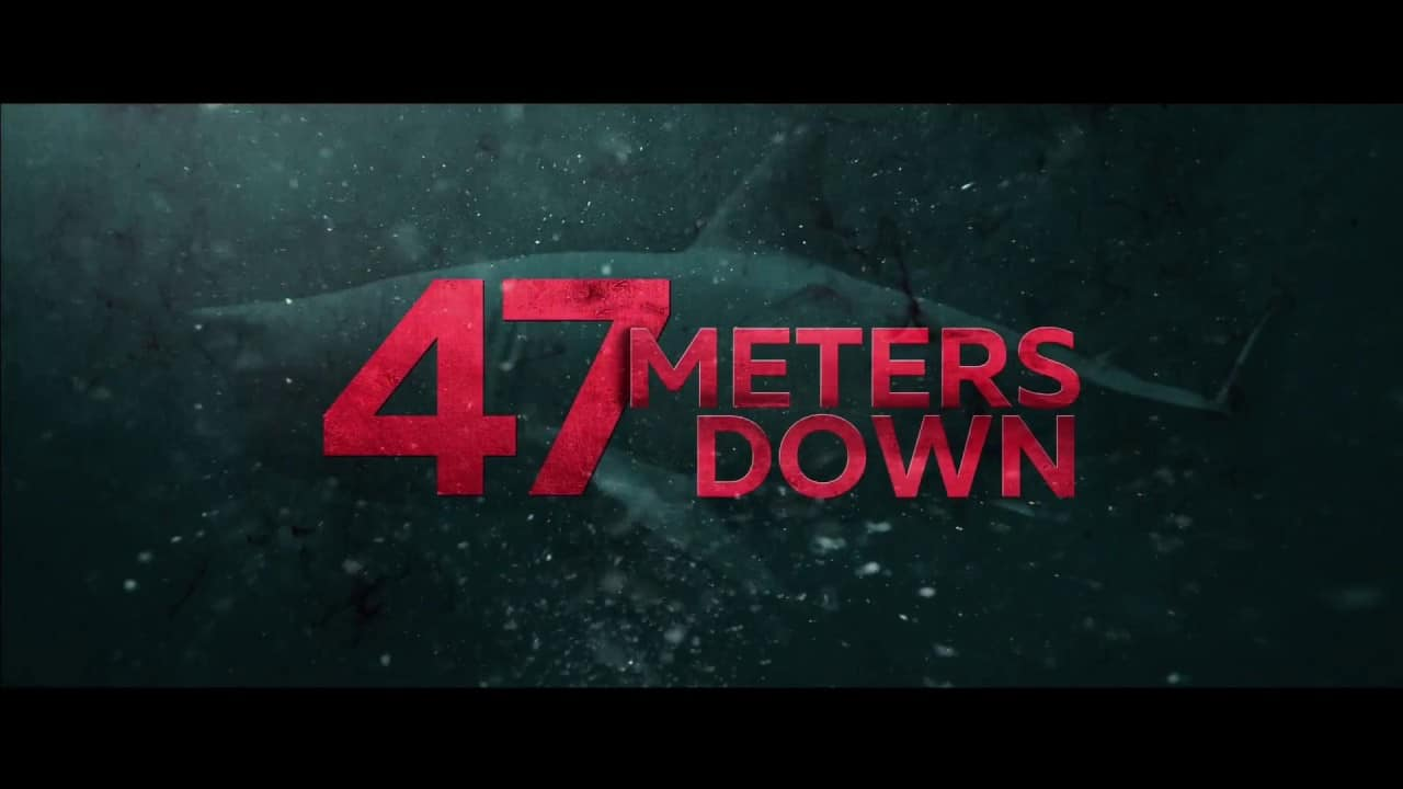 '47 Meters Down' Debuts At No. 5 In U.S. Box Office