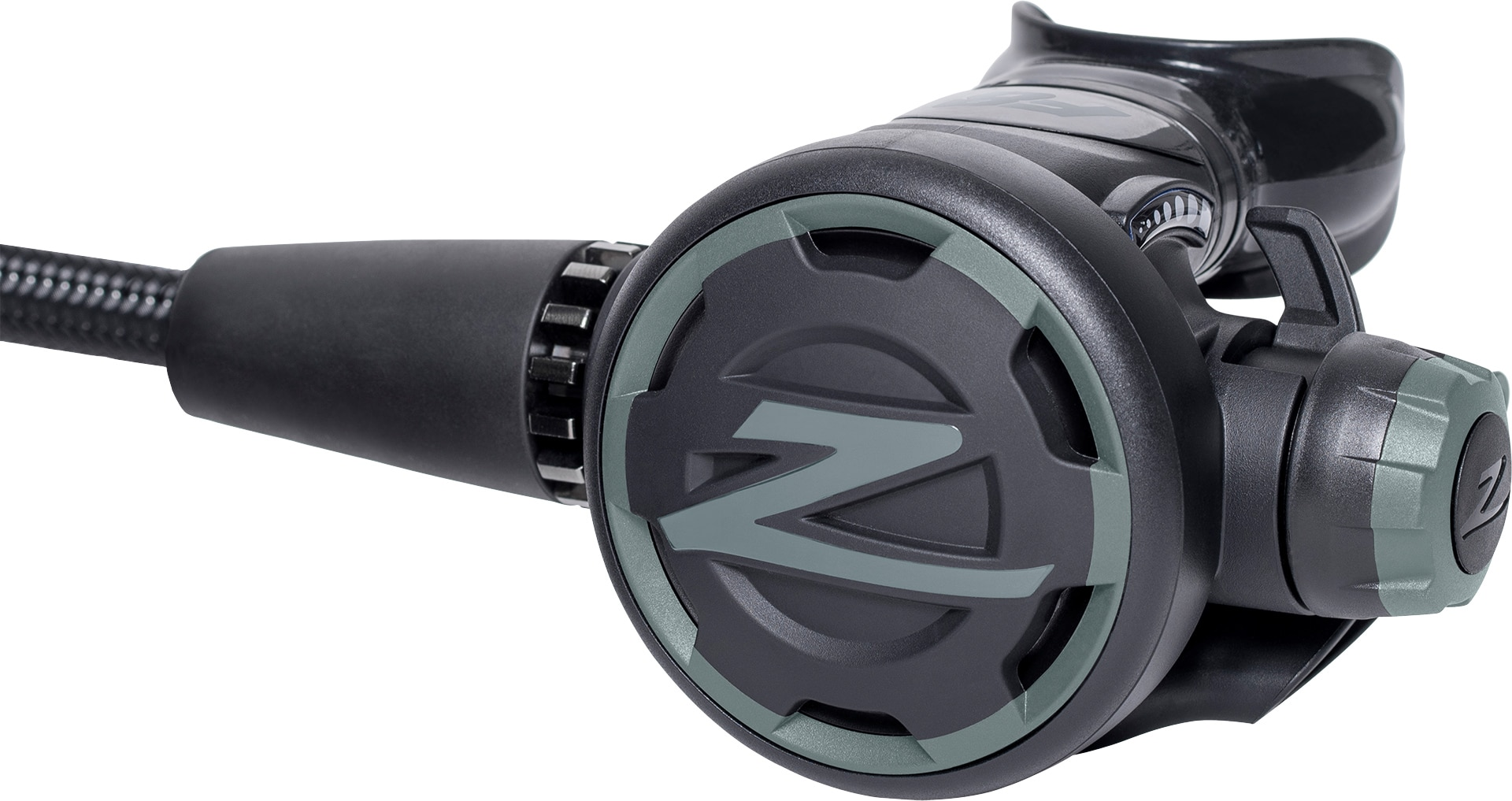 Zeagle's F8 first-stage regulator