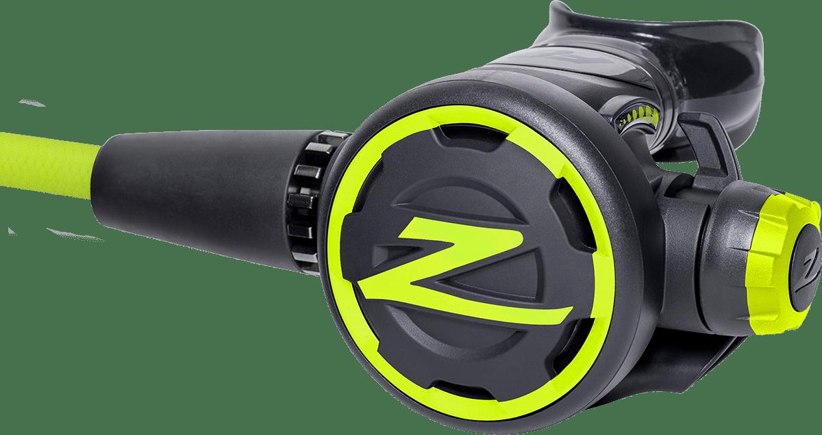 Zeagle's F8 Octopus second-stage regulator.
