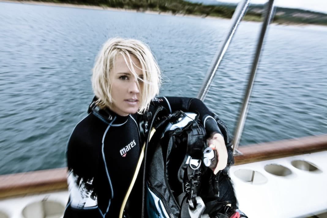The Mares Coral She Dives Wetsuit