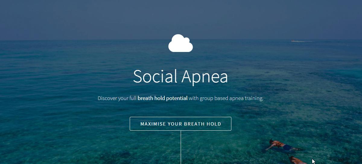 Social Apnea