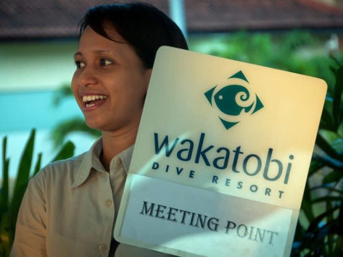 Wakatobi Concierge Staff