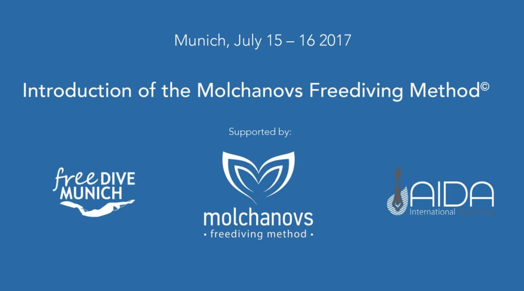 Introduction of the Molchanovs Freediving Method (MFM)