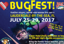 Bug-Fest-By-The-Sea Kicks Off July 25