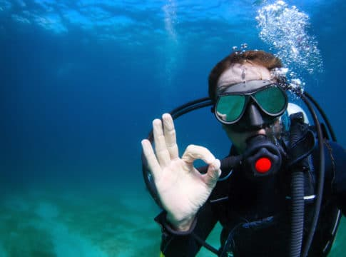 In a COVID-Free World, The Scuba Industry Contributes To The Largest Portion Of The U.S. Marine Economy thumbnail