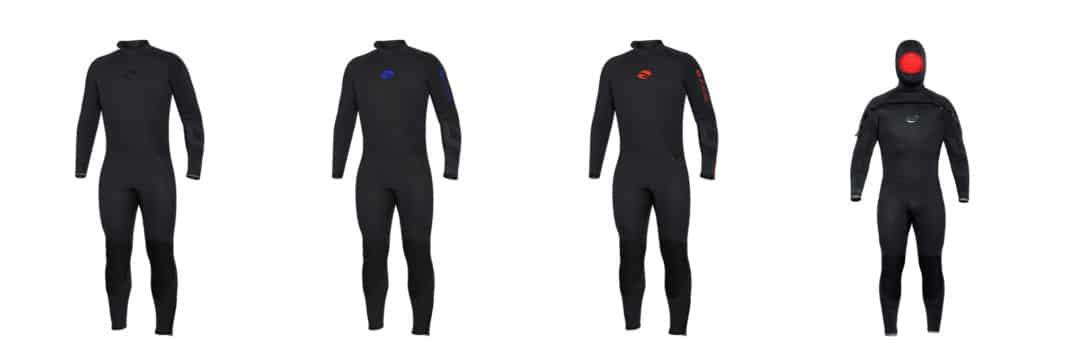 BARE's New Velocity Ultra Wetsuits Are Now Available