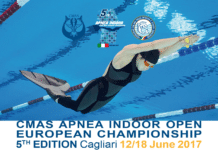 CMAS Europe Open Apnea Indoor Championships 2017