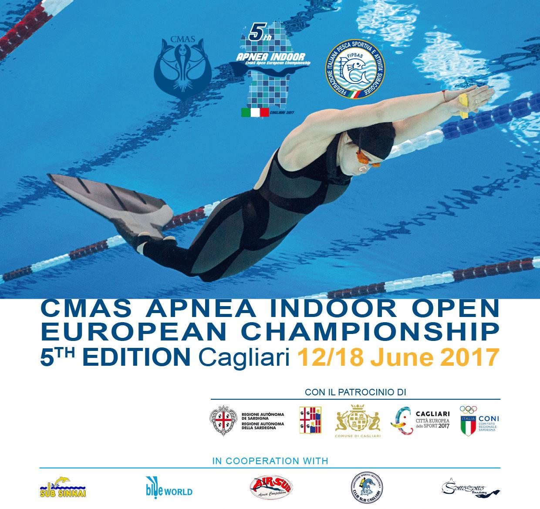 CMAS Europe Open Apnea Indoor Championships 2017