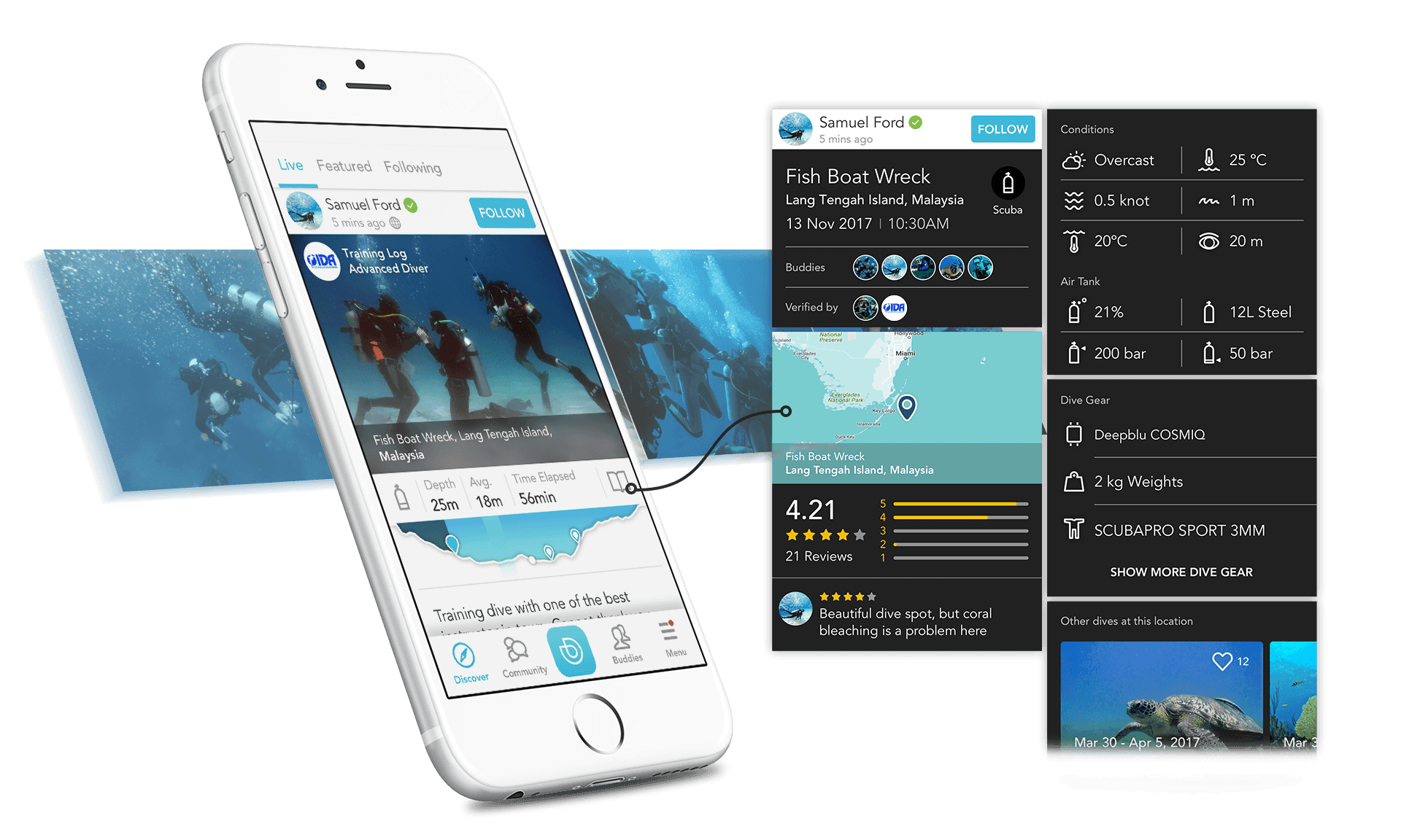 Deepblu Leads Dive Agencies into the Digital Age