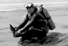 Dive Pioneer Jim Stewart Dead At 89 (Photo credit: UC San Diego)