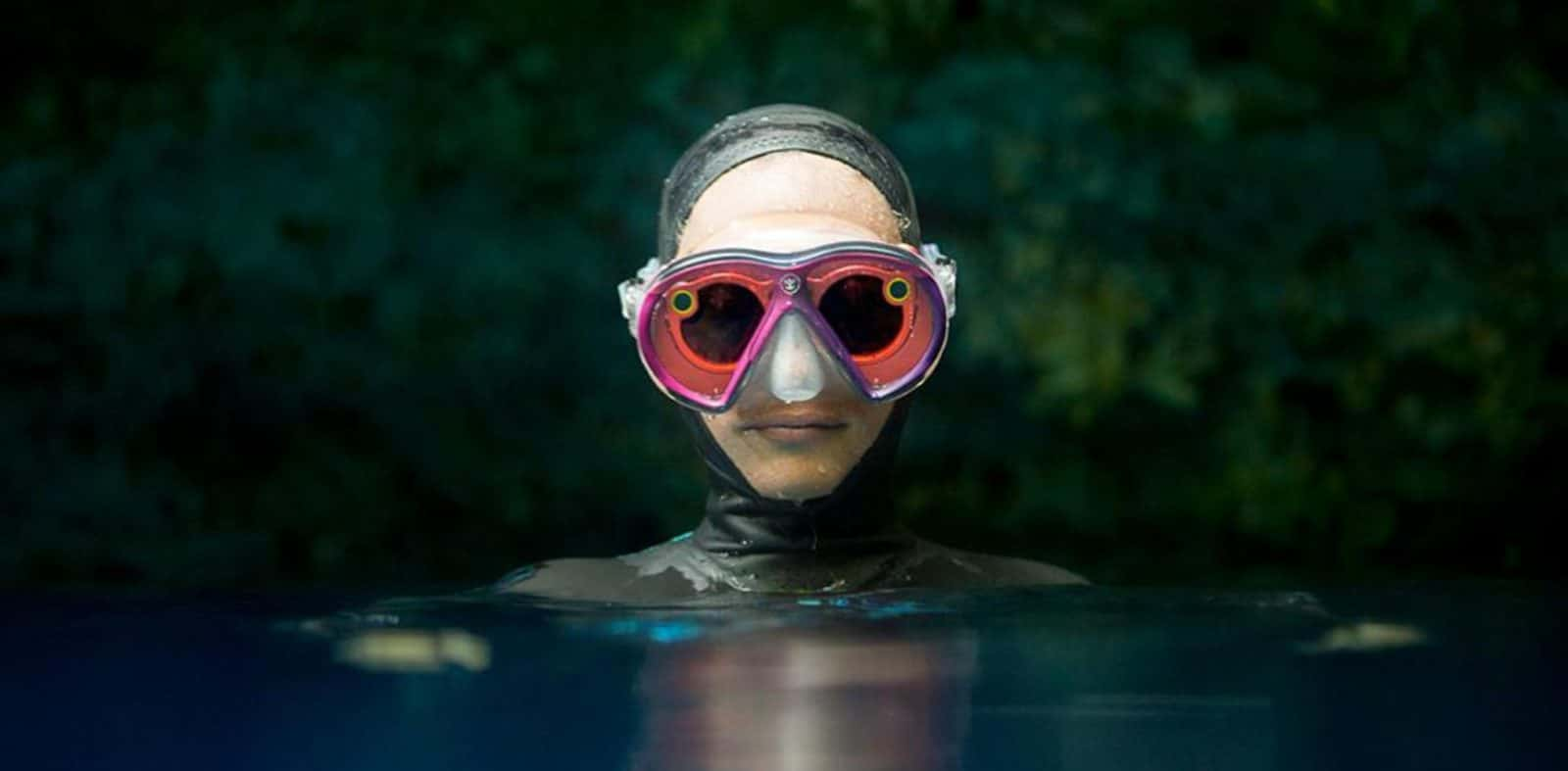 Royal Caribbean Intros Spectacles-Like Snapchat Diving Mask