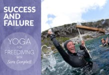 Success & Failure - Yoga for Freediving