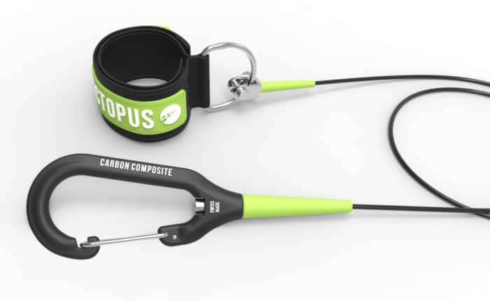 New Octopus Freediving Lanyard