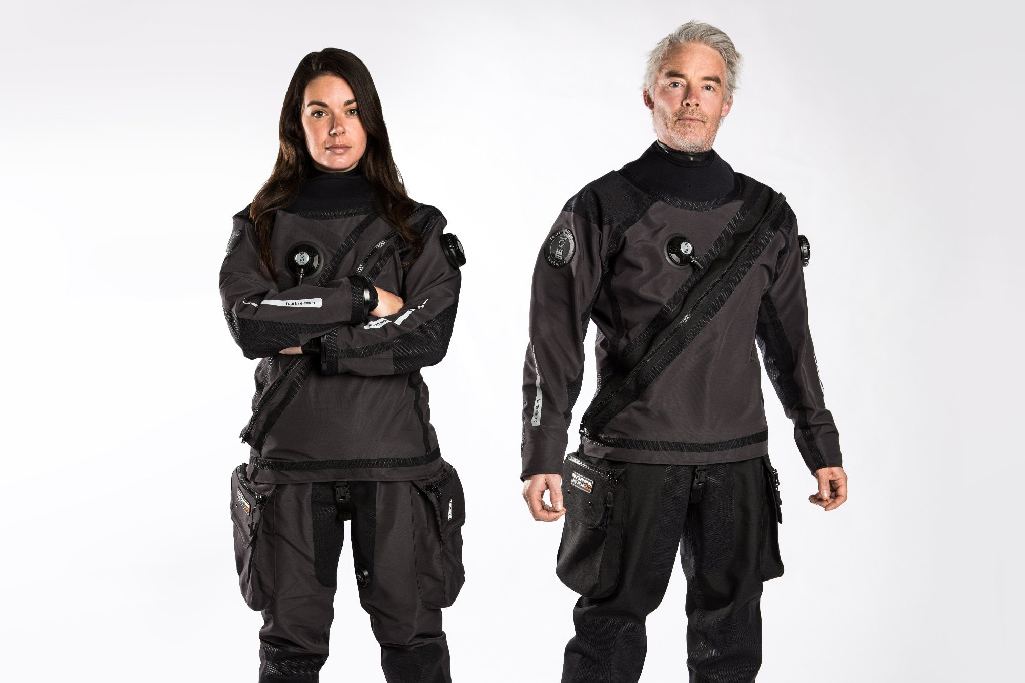 Fourth Element Argonaut Stealth Drysuit