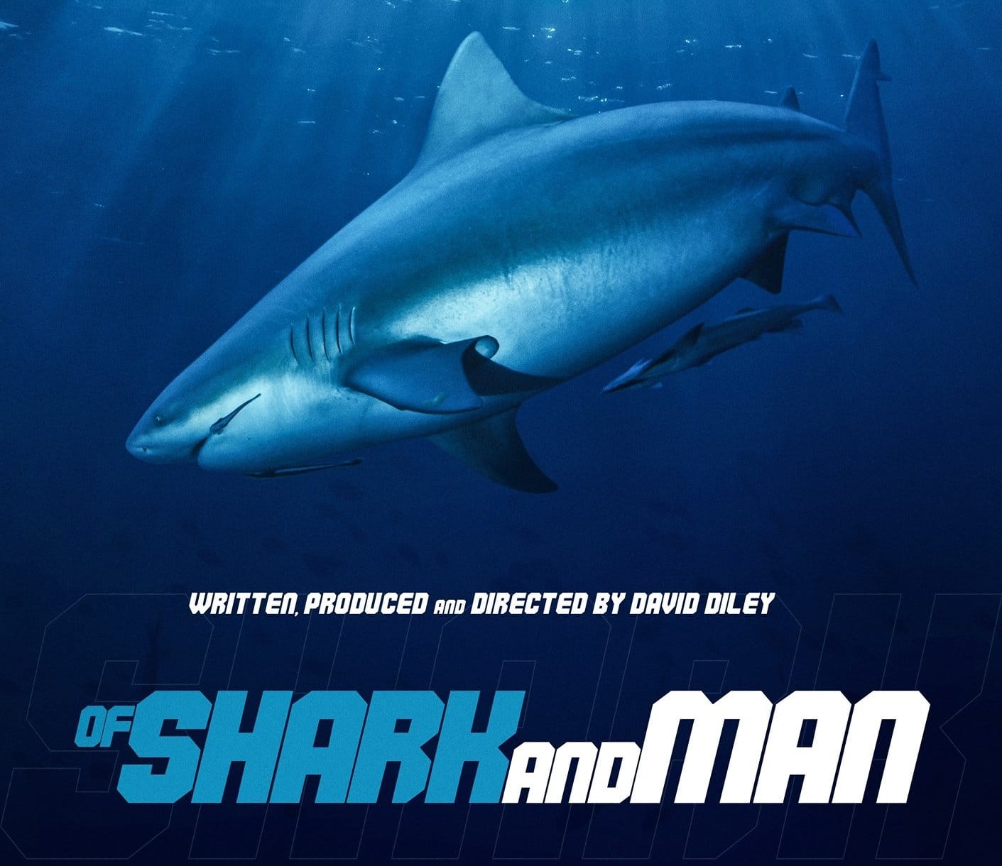 Of Shark and Man Artwork