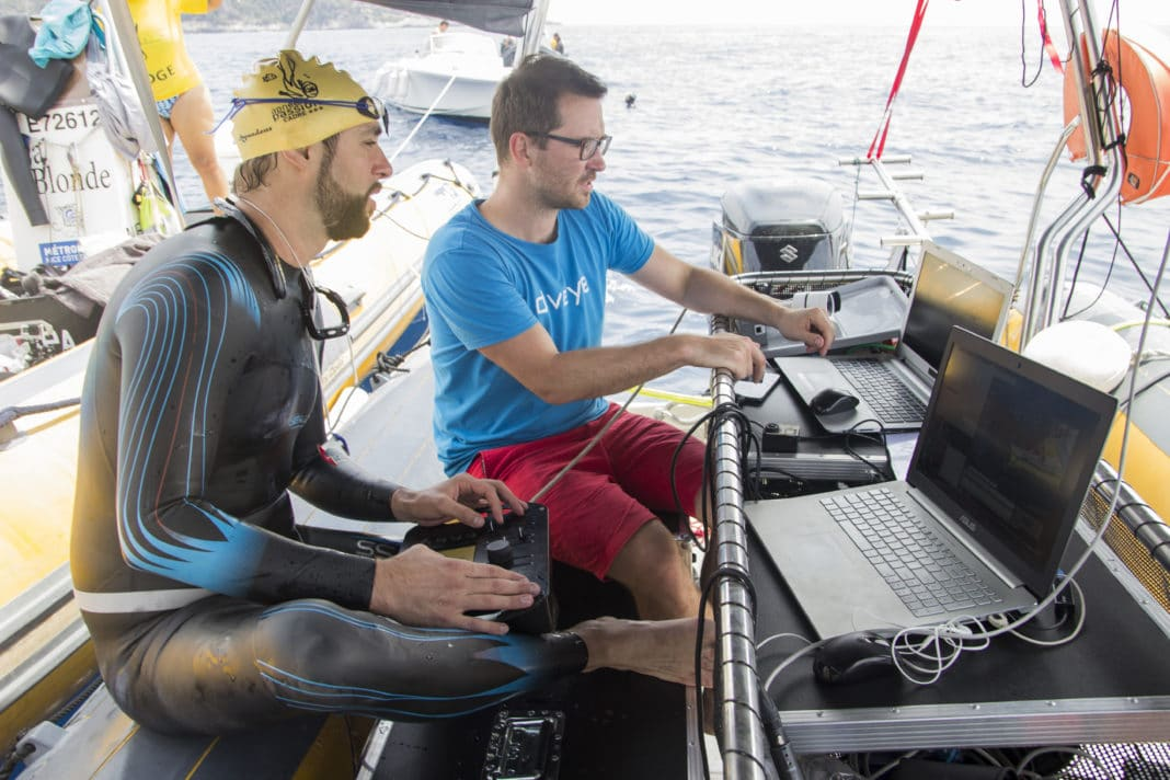 Diveye Supports French National Championships
